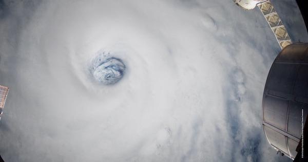 oeil-cyclone